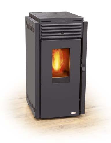 Estufa de pellets lasian audax 6kw - Calefaccion pellets opiniones ...