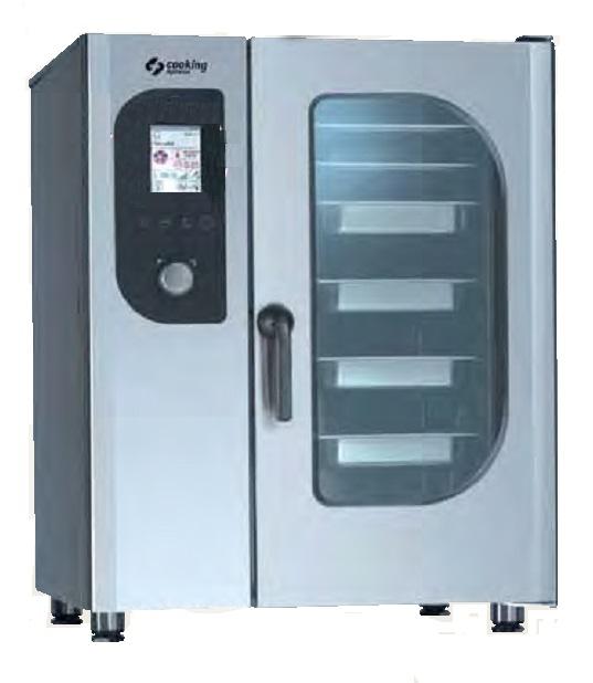 Horno mixto con boiler a gas eurast 4166t for Servicio tecnico grohe