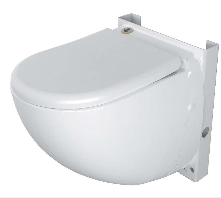 inodoro con triturador incorporado sfa sanicompact confort