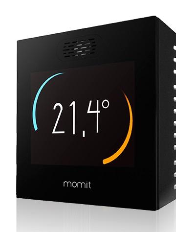 Termostato WIFI momit Smart Thermostat
