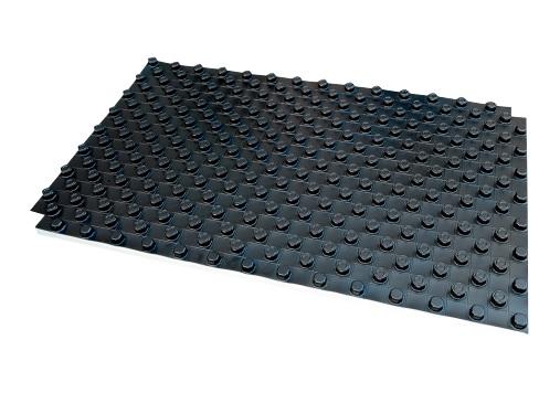 Panel aislante preformado para suelo radiante giacomini - Colocacion suelo radiante ...