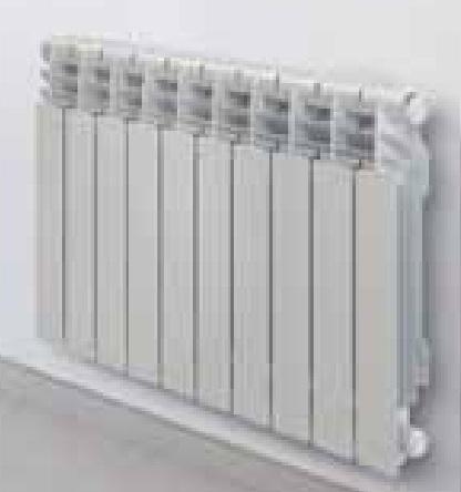 Elemento de aluminio baxi condal 45 - Radiadores de aluminio ...