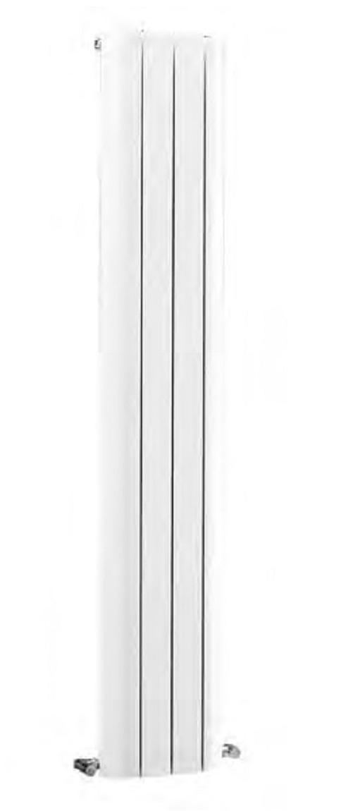 radiador de aluminio vertical baxi tv 7