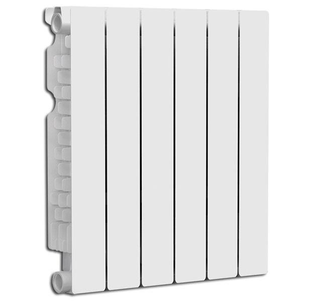 Radiadores de aluminio roca elegant radiador fondital for Radiadores toalleros roca