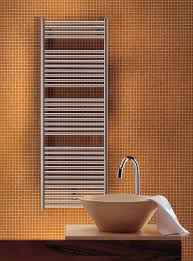 Radiador toallero zehnder toga cromado 240 w for Radiador toallero cromado