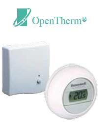 Termostato de ambiente digital radiofrecuencia opentherm - Termostato ambiente digital ...