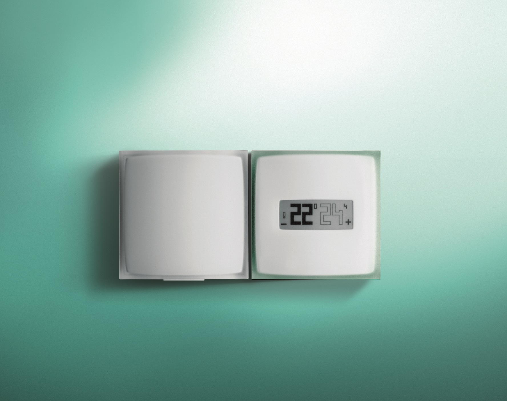Termostato programador semanal wifi vaillant for Termostato caldera wifi