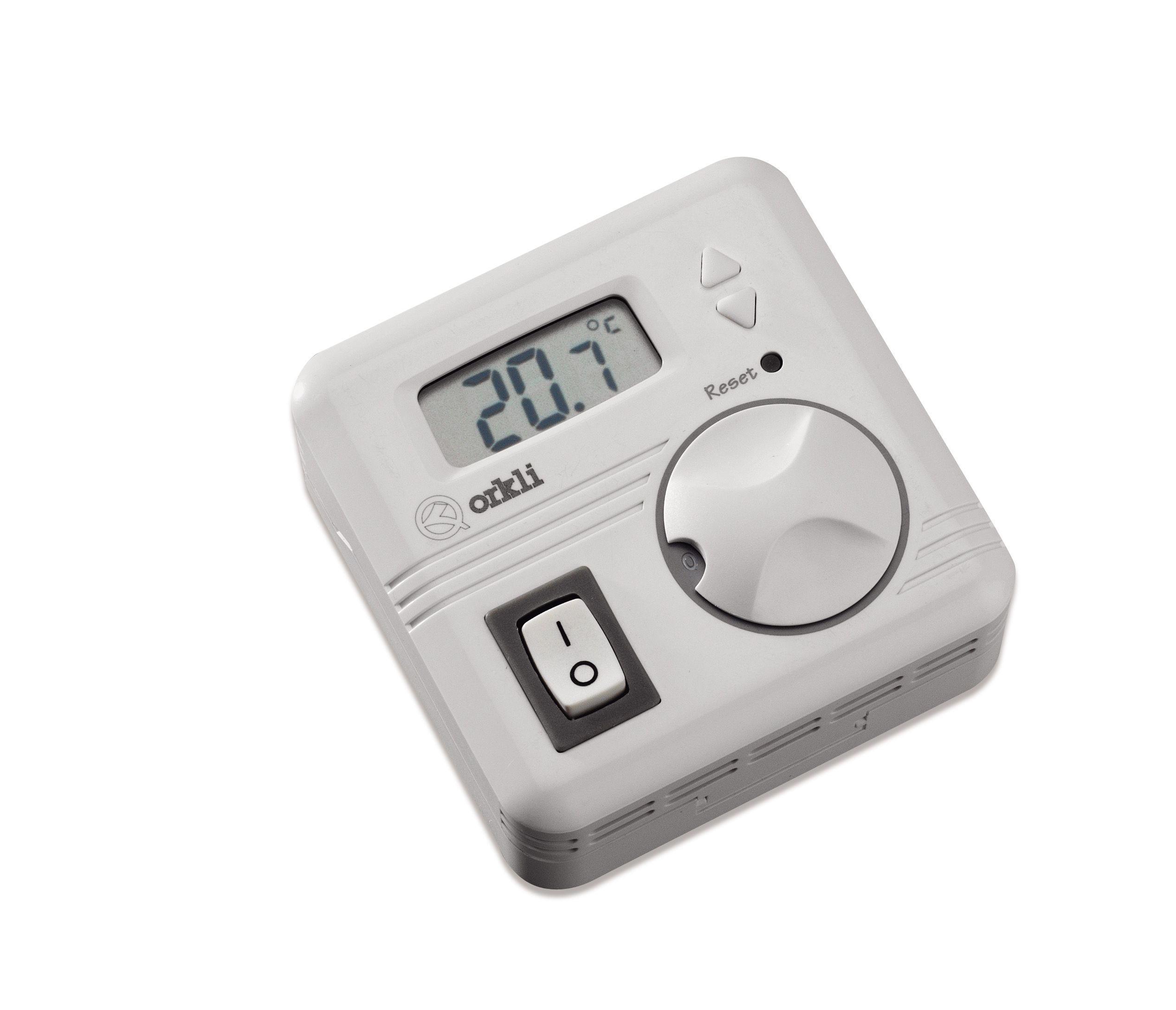 Termostato digital ambiente orkli - Termostato para calefaccion ...
