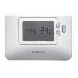 Termostato ambiente programable baxiroca tx 1500 for Precio termostato calefaccion