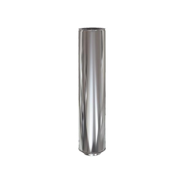 Tubo doble inox 304 304 80 125x250 practic - Tubos acero inoxidable ...