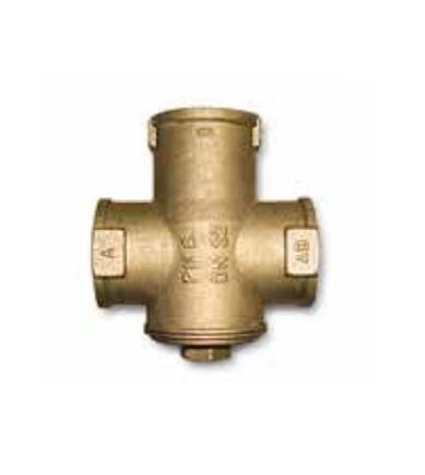 V lvula de 3 v as termost tica lasian ecomax 11 60 for Valvula termostatica roca