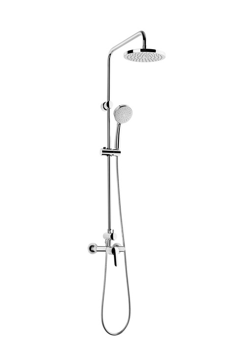 Columna de ducha victoria monomando roca for Monomando para ducha