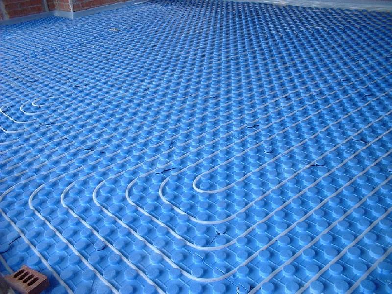 Caldera de gas o aerotermia calefacci n de suelo radiante for Calefaccion por aerotermia