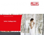 Catalogo Roth