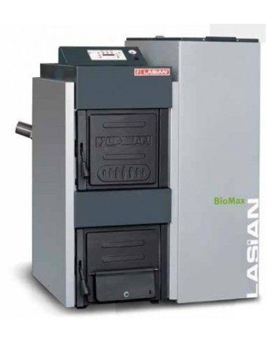 Caldera de biomasa Lasian BIOMAX COMPACT 30