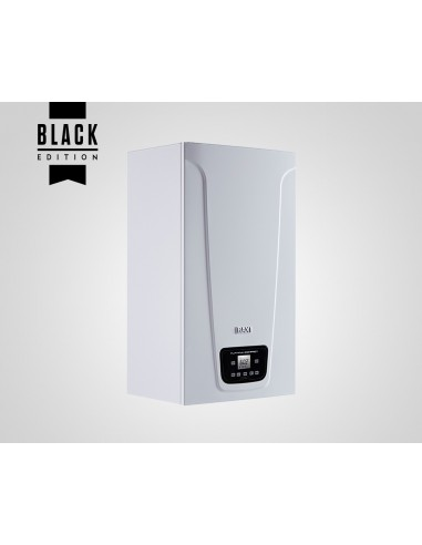 Caldera a gas de Condensación BAXI Platinum Compact 26/26 F ECO Black Edition