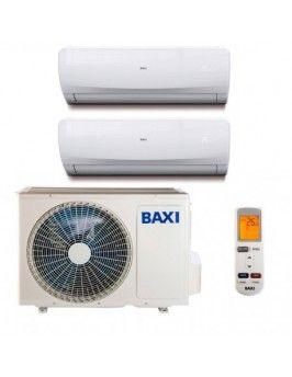 Aire Acondicionado Multisplit 2x1 Baxi LSGT50-2M 25+35