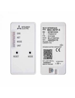 Interfaz WiFi Melcloud Mitsubishi MAC-567IF-E