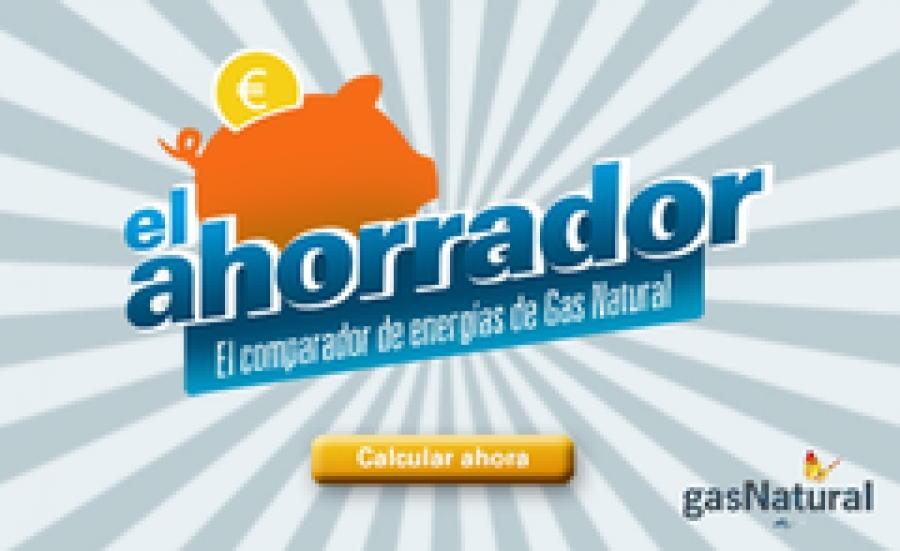 """Campaña """"El Ahorrador"""" de Gas Natural"""