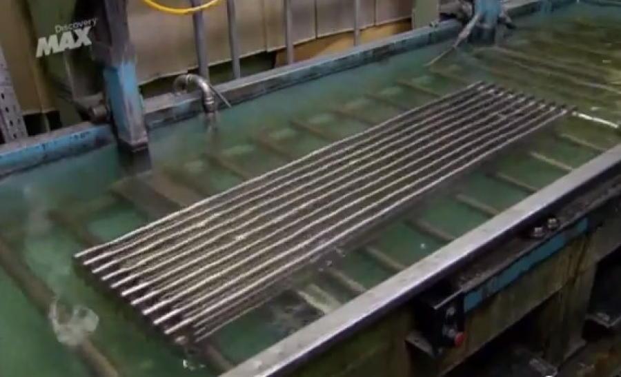 Cómo se fabrica un radiador doméstico