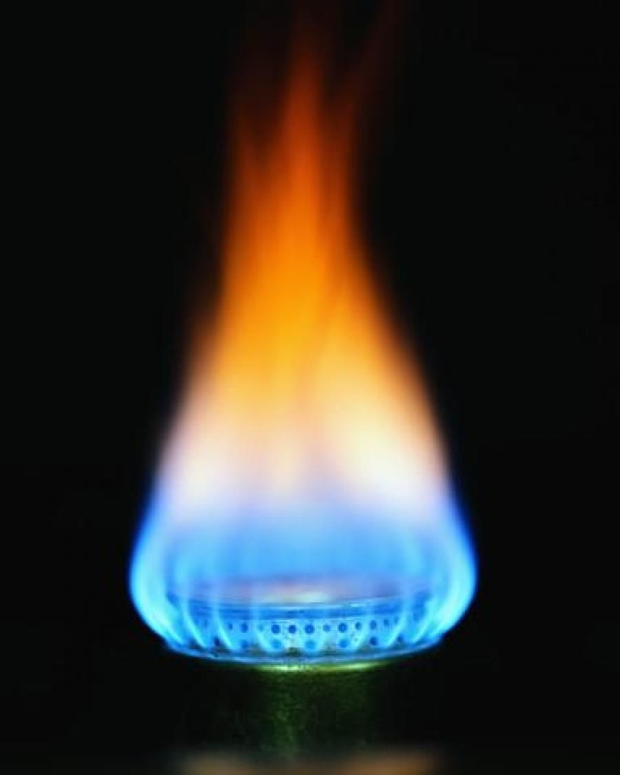 Tarifas de gas natural para usuarios domésticos y profesionales