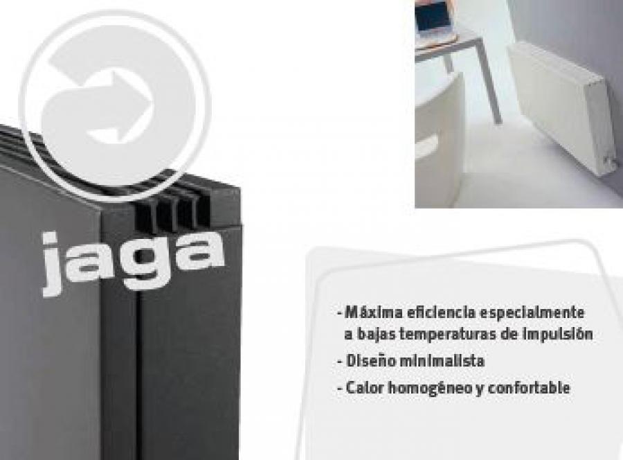 Nuevos radiadores Jaga