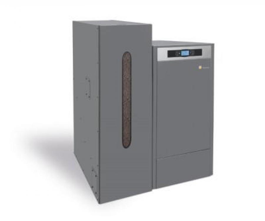 Pack oferta de instalacion: Caldera de pellets + ACS.