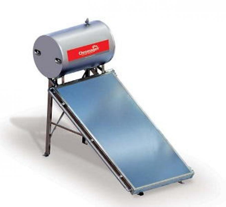 Agua caliente gratis con placas solares, precios y ofertas