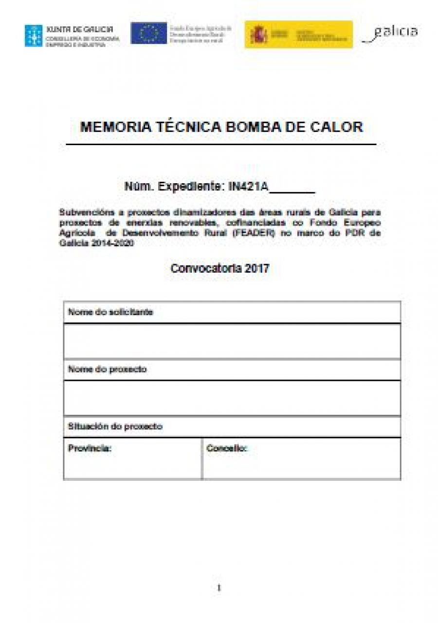 Plan Renove Galícia: Bomba de Calor y Aerotermia