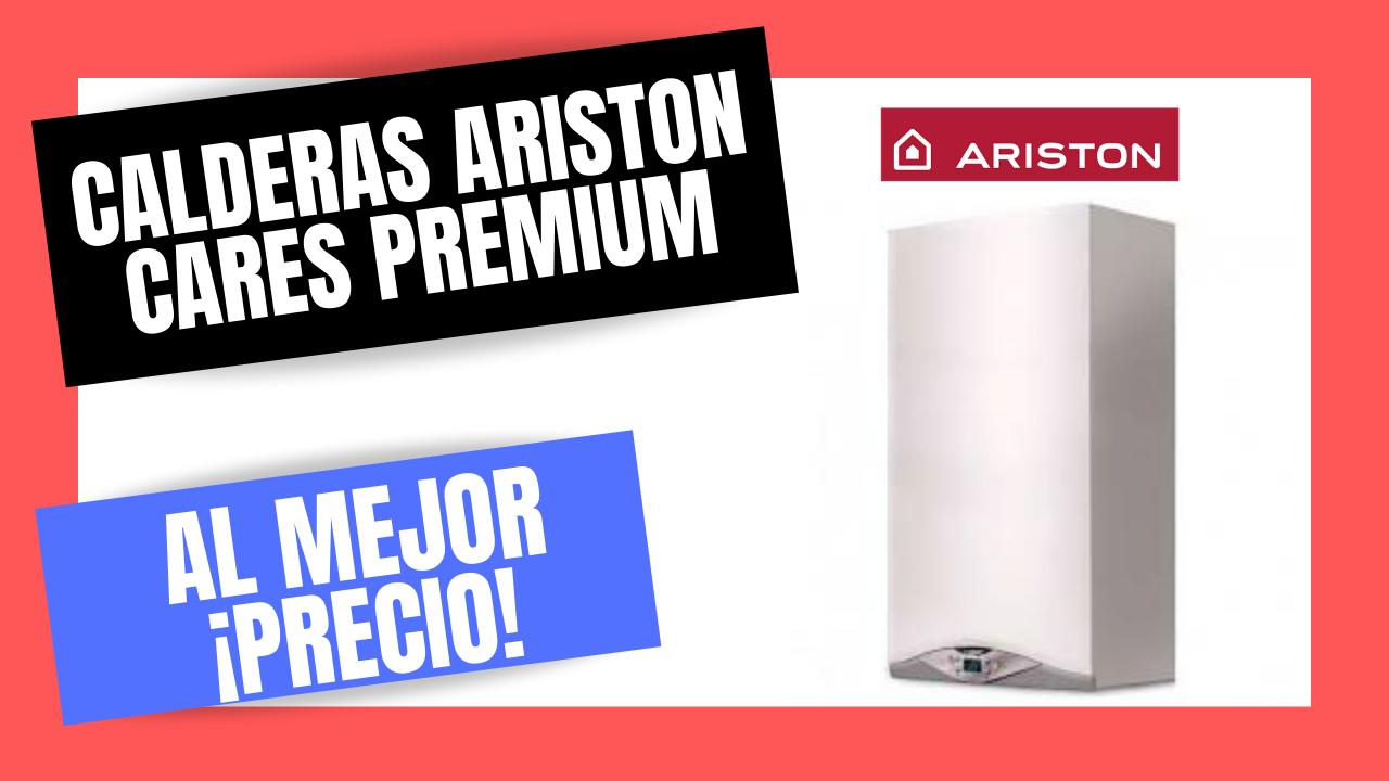 CALDERA ARISTON CARES Premium Mejor PRECIO Online