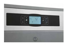 control electronico de caldera domusa bioclass HM