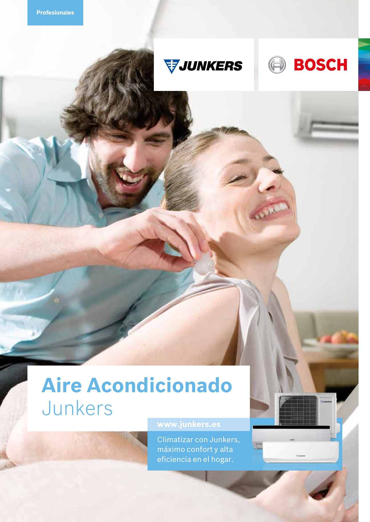 Catálogo Aire acondicionado Junkers