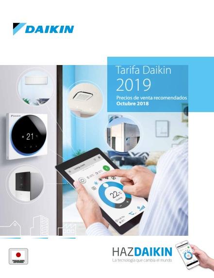 Catálogo Daikin 2019