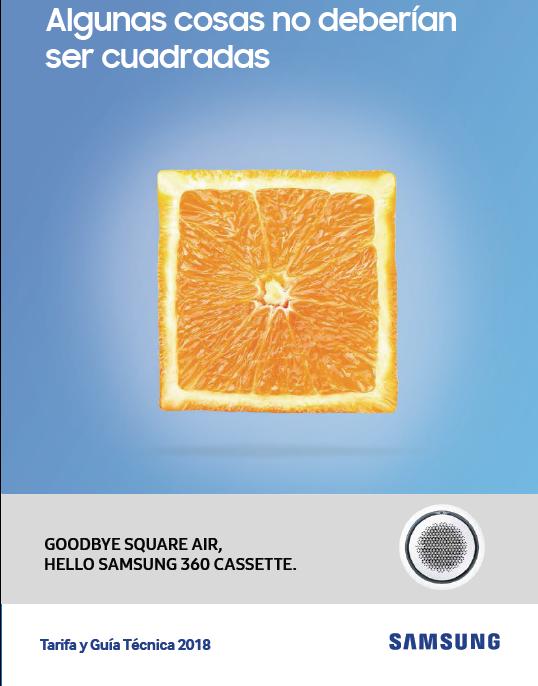 Catálogo Samsung 2018