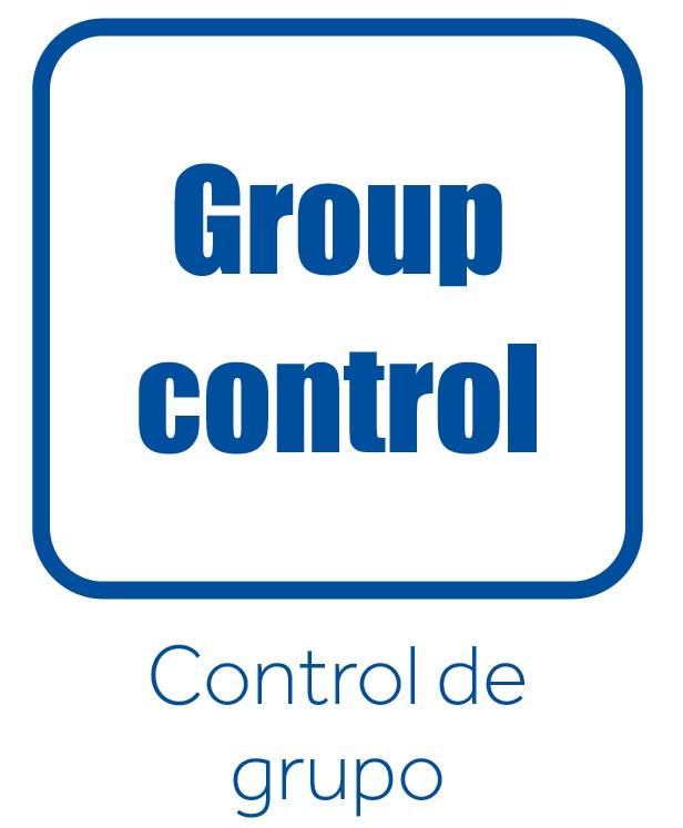 Control de grupo