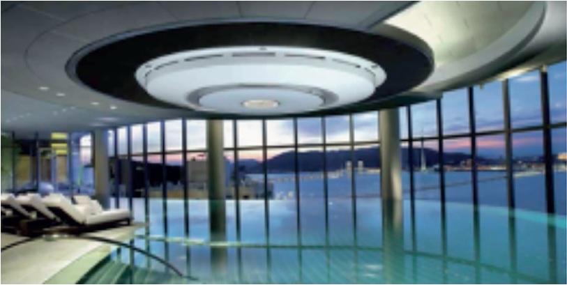 Deshumificador de piscinas Tecna Microwell DRY Siren