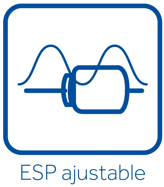 ESP ajustable