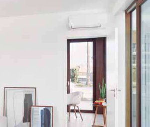Instalación Aire acondicionado Daikin Confora