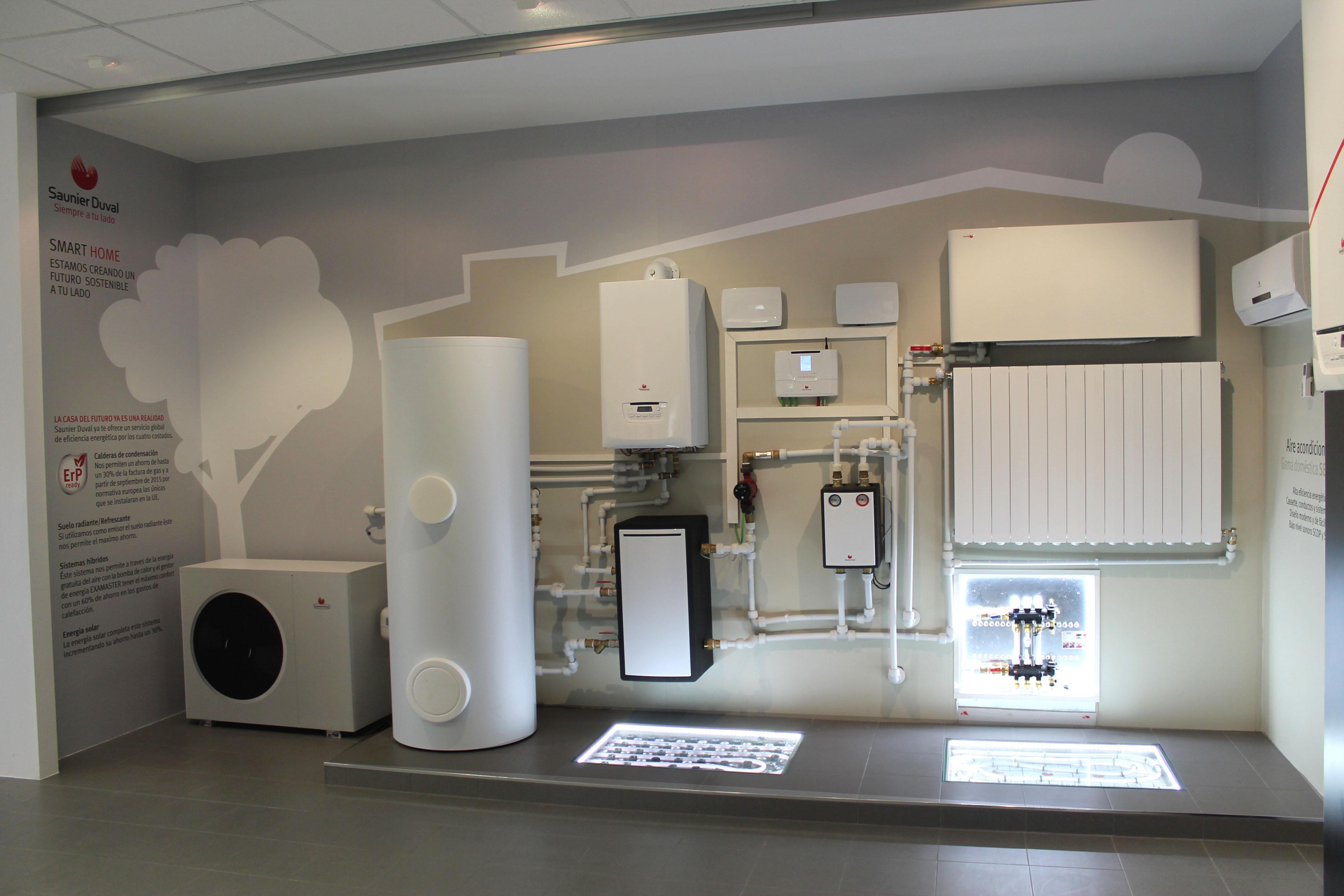 Instalacion Saunier Duval