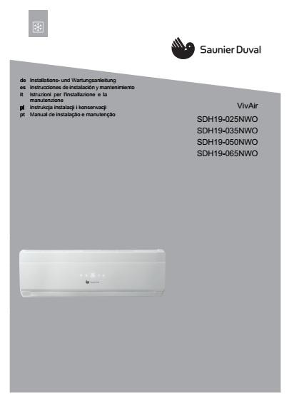 Manual de Usuario VivAir SDH19