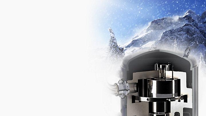 Mayor fiabilidad en temperaturas bajas
