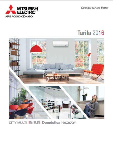catalogo mitsubishi 2016