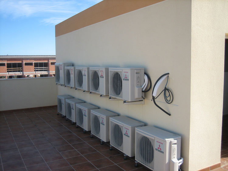 Hace falta permiso de la comunidad para instalar el Aire Acondicionado?