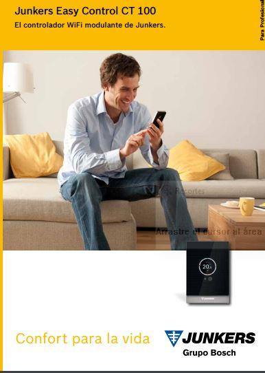 folleto termostato junkers