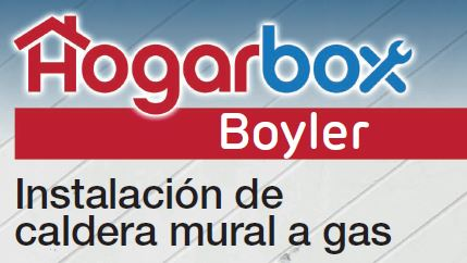 hogarbox boyler instalacion