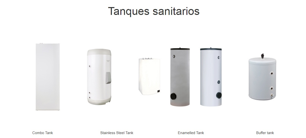 Tanques Sanitarios Panasonic