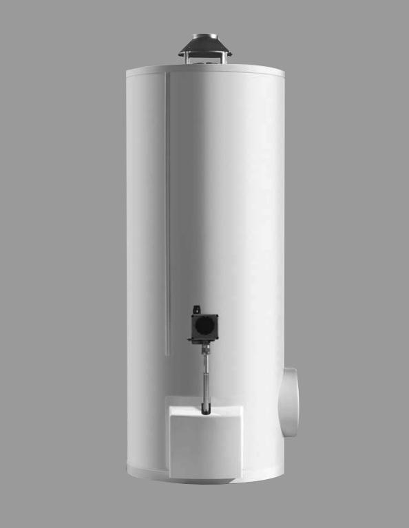 Acumulador de agua a gas Saunier Duval AQ GAS C N 2 - Bajo NOx