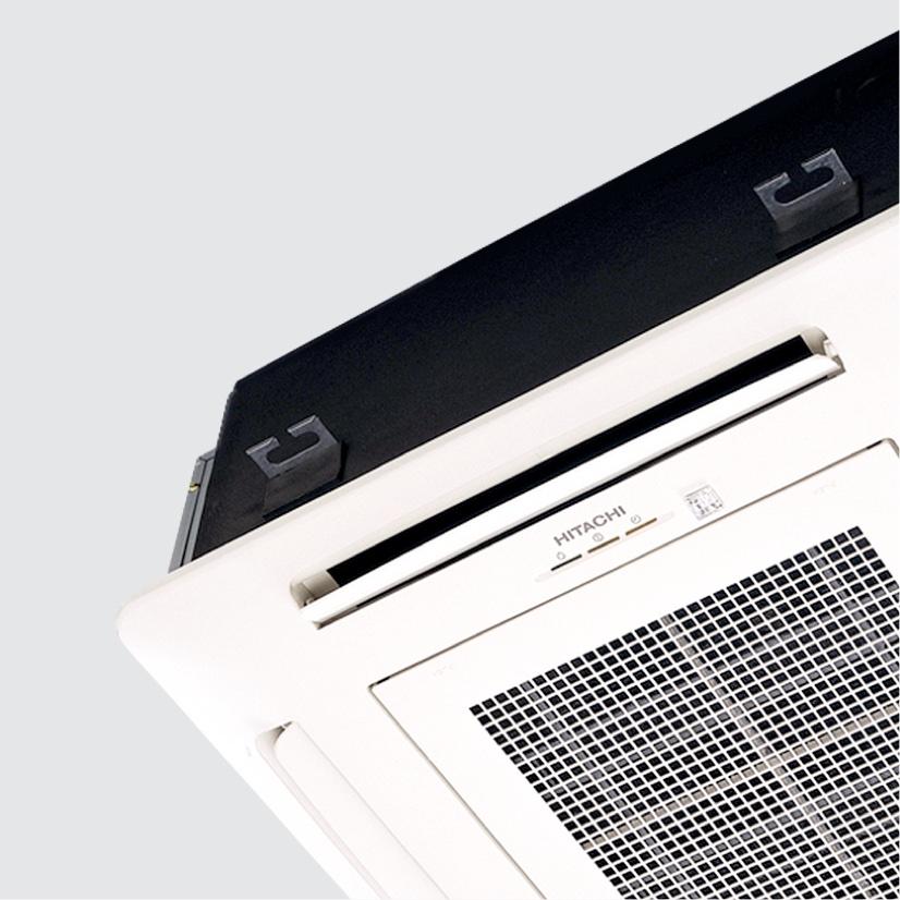 Aire Acondicionado Cassette Hitachi RAI RPA - Detalle