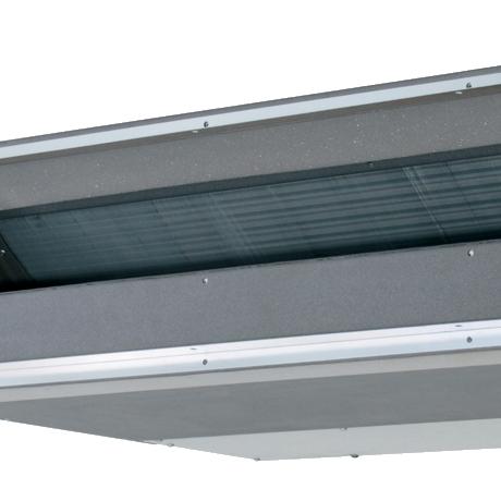 Aire Acondicionado Conductos Hitachi MONODUCT RAD RPA - Detalle