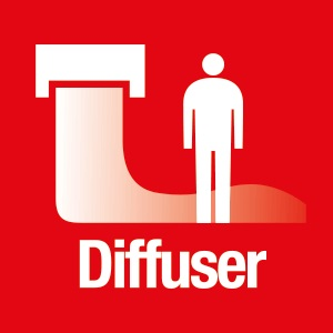 Aire Acondicionado Split Fujitsu - Funcion Power Diffuser